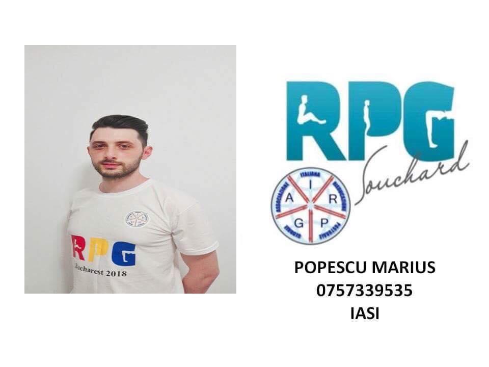 popescu marius