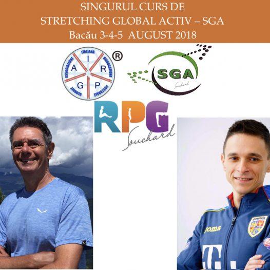 STRETCHING GLOBAL ACTIV – SGA