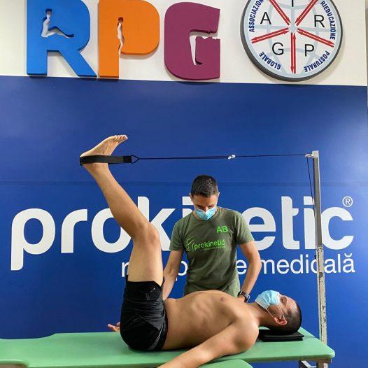 Efectul exercițiului global de reeducare posturală asupra durerii și flexibilității mușchilor șoldului la pacienții cu dureri lombare cronice și disfuncție de control al mișcării